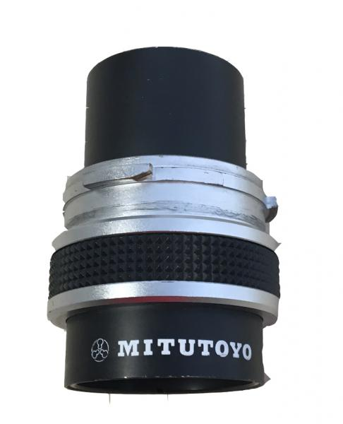 Mitutoyo PJ300 Profile Projector x 10 lens   Optimax